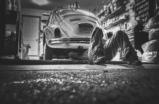 Przegląd techniczny samochodu